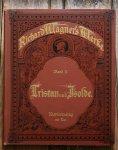 ワーグナー トリスタンとイゾルデ 1900年頃 アンティーク楽譜