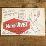 ビュバー Marcel Avez