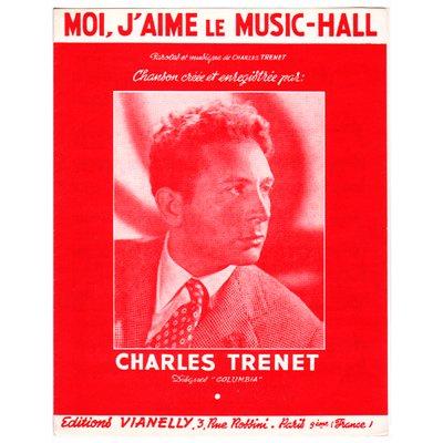 シャルル・トレネ 『僕のミュージック・ホール』
