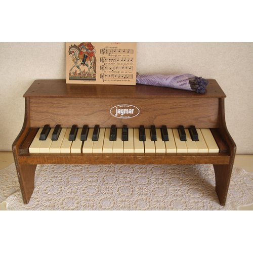 アンティーク トイピアノ ジェイマー 30鍵