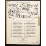 ベルリオーズ  《ディドンの独白》  歌劇〈トロイアの人々〉より アンティーク楽譜