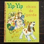 ヴィンテージ絵本 『Yip−Yip』 1950年