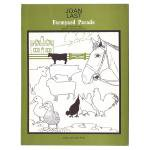アンティーク楽譜 《 農場のパレード 》 ピアノのための10の小品