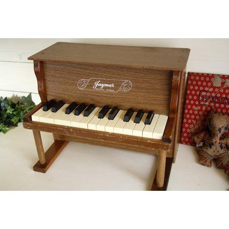 アンティーク トイピアノ ジェイマー 卓上型 25鍵 B