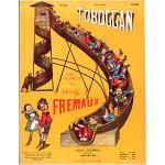 アンティーク楽譜 『Toboggan』 ピアノピース