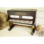 アンティーク トイピアノ シェーンハット 18鍵 20世紀初頭 ネコ脚