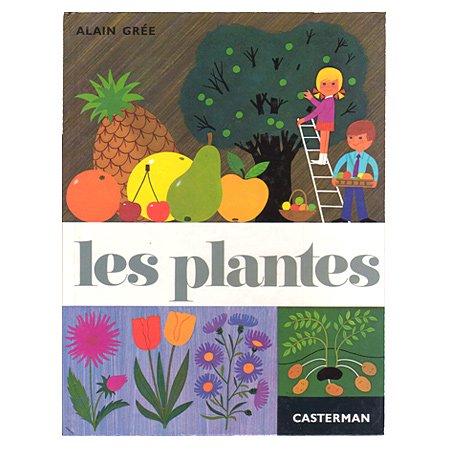 アラン・グレ 『植物』