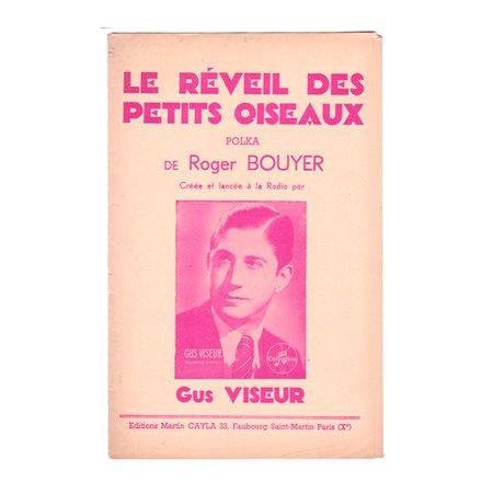 ヴィズール,ギュス  《Le Reveil des petits oiseaux》ポルカ