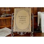 ヴォルフ,フーゴ 《スペイン歌曲集 BandII.》 アンティーク楽譜