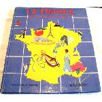 古絵本 『絵で見るフランスめぐり』