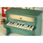 アンティーク トイピアノ シェーンハット 11鍵 グリーン