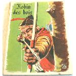 古絵本 Robin des bois