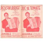 エマーブル 《Jus de Tomate/ Pelican Rouge》