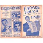 エマーブル《Parade Polka / Cloches du Printemps 》