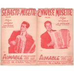 エマーブル 《Envolee Musette/ Sebasto-Musette》