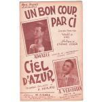 《Un Bon coup par ici / Ciel D'Azur》