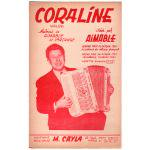 エマーブル 《Coraline》 ワルツ・ミュゼット