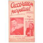 プリヴァ,ジョ 《Accordeon Perpetuel》マズルカ