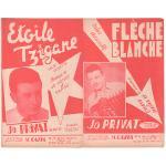 プリヴァ,ジョ 《Fleche Blanche/ Etoile Tzigane》