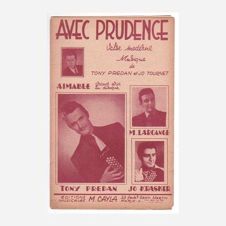 エマーブル 《Avec Prudence》