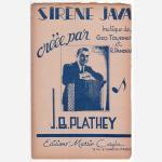 Plathey, J.B. 《Sirene Java》