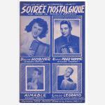 Denoux, Maurice 《Soiree Nostalgique Valse》
