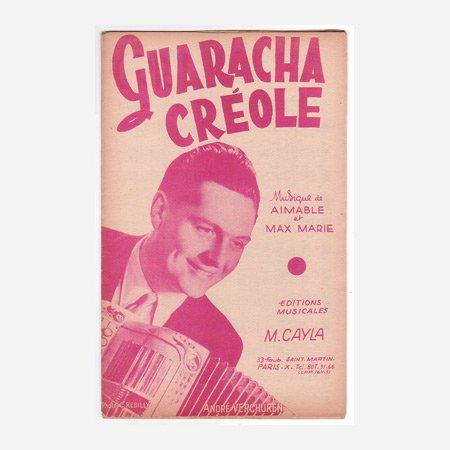 エマーブル 《Guaracha Creole / Corrida-Samba》