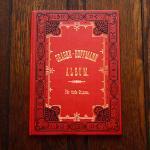ホフマン《歌曲選集 低声》 リトルフ・コレクション  アンティーク楽譜