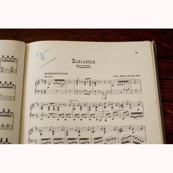 ワルトトイフェル 《ピアノ曲集 ...