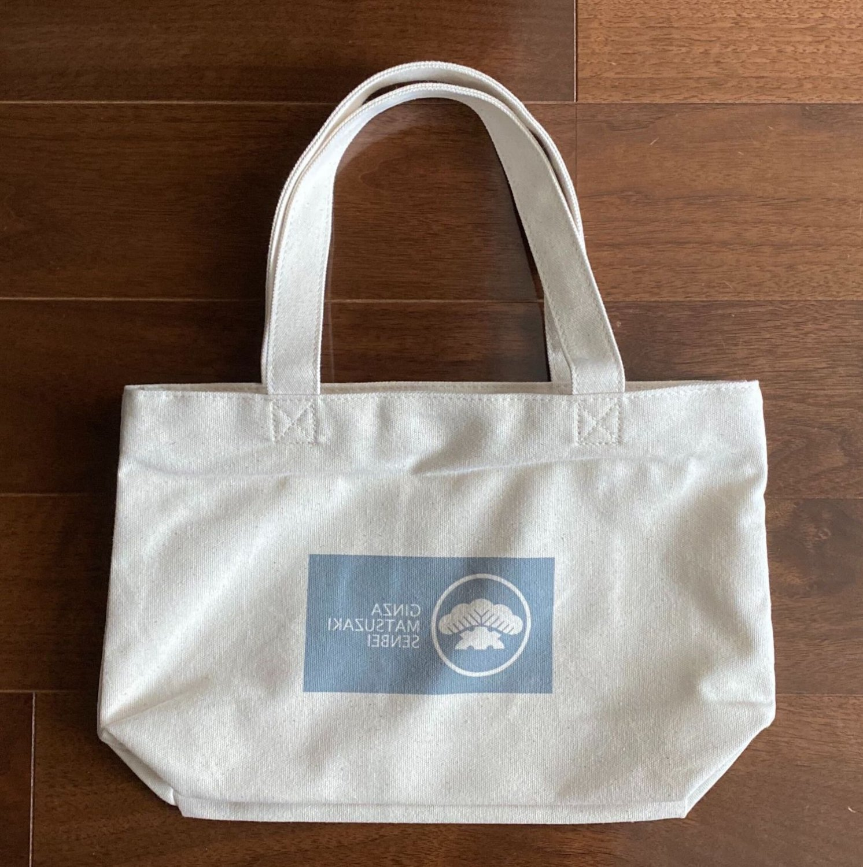 UTme!×松崎煎餅オリジナル ミニトートバッグ
