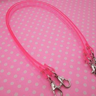 おすすめ手芸用品 ビニールハンドル(ピンク)57cm