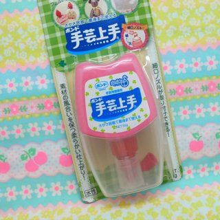 <img class='new_mark_img1' src='//img.shop-pro.jp/img/new/icons20.gif' style='border:none;display:inline;margin:0px;padding:0px;width:auto;' />初心者応援キャンペーン お薦め手芸用品 404 ボンド 手芸上手 【10%オフ】