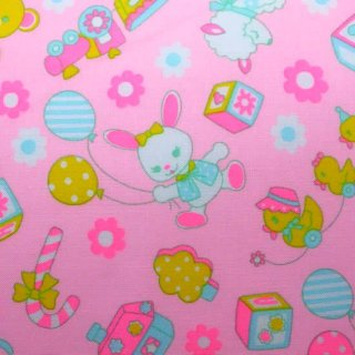 Soldout Pinks Original Fabric 258