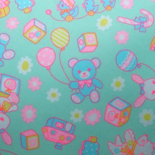 Soldout Pinks Original Fabric 267