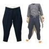 庭職衣装(足袋・脚絆・手甲・乗馬ズボン、他) 乗馬ズボン