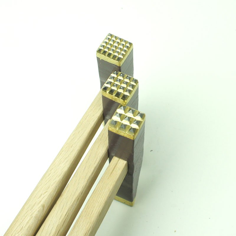 近藤石工道具製作所 トンカチビシャン 柄付【画像3】