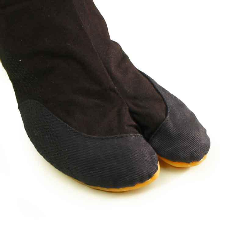 きねや 青縞地下足袋 こはぜ10枚 【画像7】