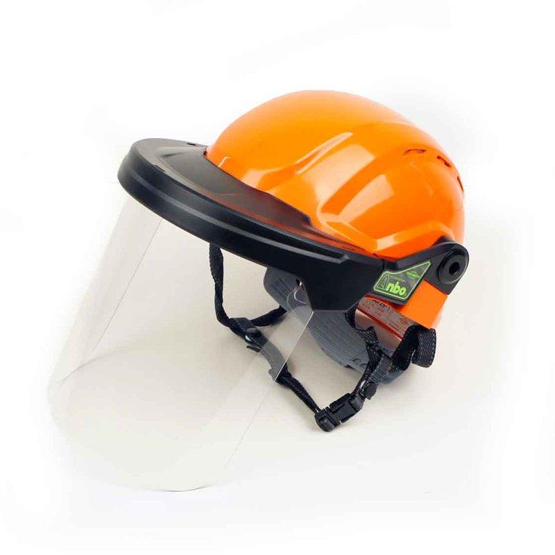 アンボプロテクター(ヘルメット+FRPシールド)