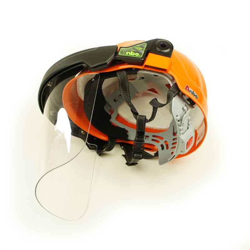 アンボプロテクター(ヘルメット+FRPシールド) 【画像2】