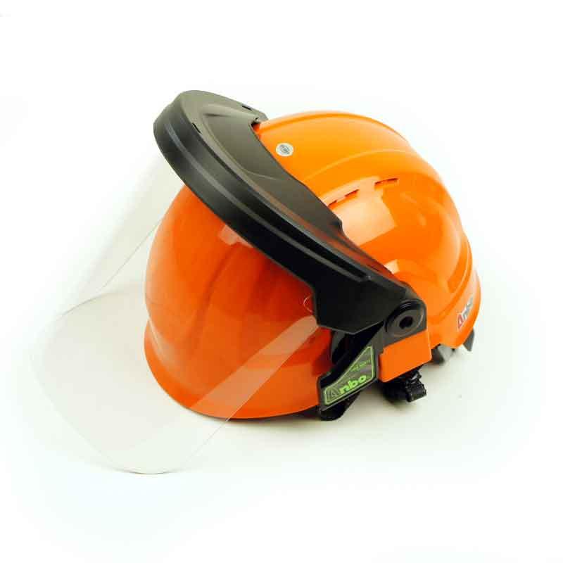 アンボプロテクター(ヘルメット+FRPシールド) 【画像4】
