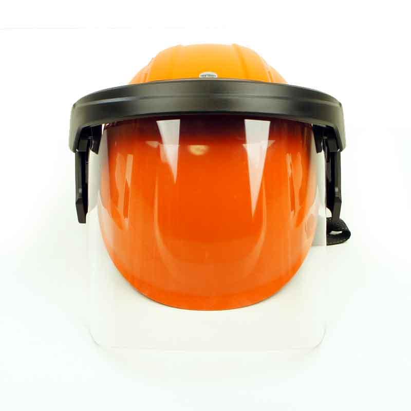 アンボプロテクター(ヘルメット+FRPシールド) 【画像6】