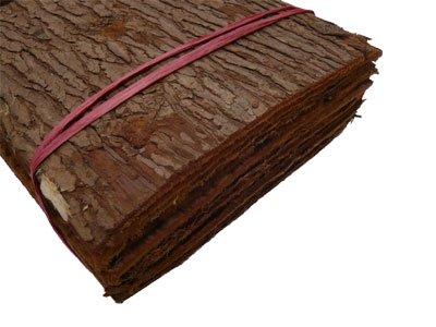 垣根・屋根材用 天然杉皮2尺(1坪分)