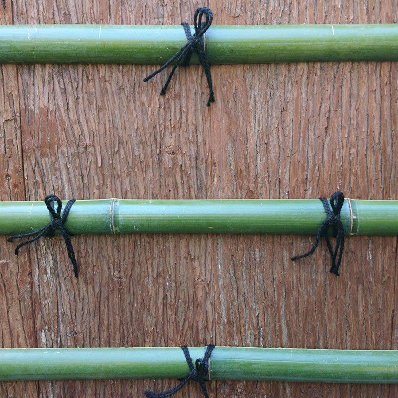 垣根・屋根材用 天然杉皮2尺(1坪分)【画像4】