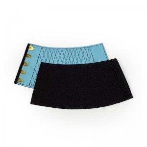 庭職衣装(足袋・脚絆・手甲・乗馬ズボン、他) きねや 青縞手甲 こはぜ5枚