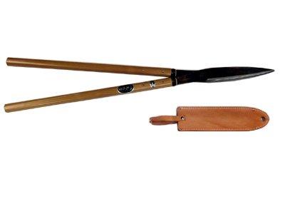 山型 刈込鋏(直刃) 210ミリ