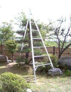 ミツル製 アルミ三脚(松葉型)