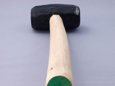 近藤石工道具製作所 石頭(せっとう) 柄付き【画像2】