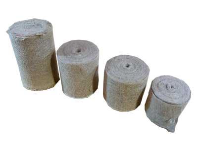 緑化(麻)テープ 幹巻き用 巾125mm【画像2】