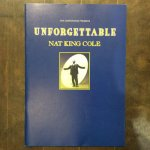UNFORGETTABLE NAT KING COLE 舞台パンフレット