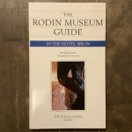 THE RODIN MUSEUM GUIDE IN THE HOTEL BIRON